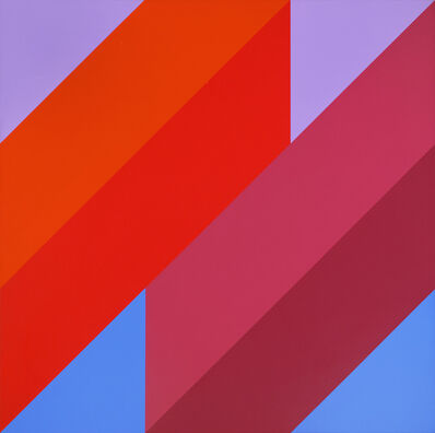 Karl Benjamin, '#7, 1975', 1975