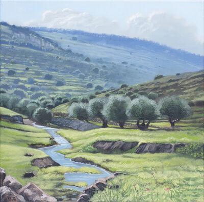 Durar Bacri, 'Mountains of Jerusalem', 2020