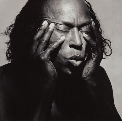 Irving Penn, 'Miles Davis, New York, July 1', 1986
