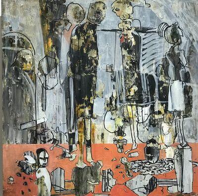Fatemeh Burnes, 'Dream Sketches', 2017