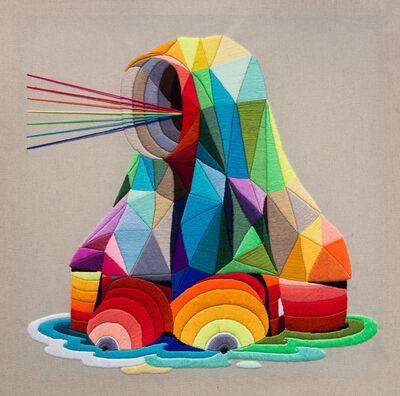 Okuda San Miguel, 'No Identity', 2016