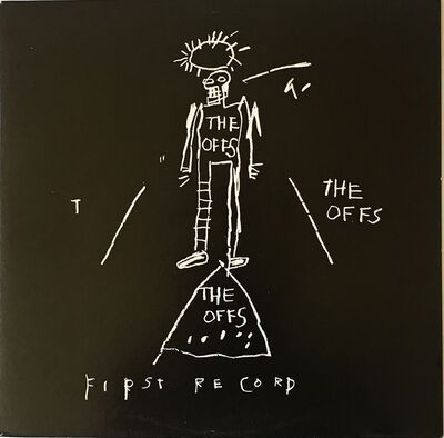Jean-Michel Basquiat, 'The Offs', 1984