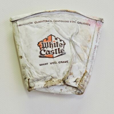 Tom Pfannerstill, 'White Castle', 2020