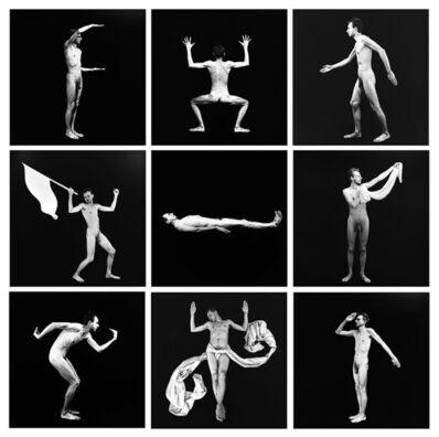 Zofia Kulik, 'Archive of Gesture  II', 1987