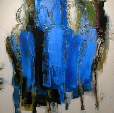 Janet McGreal, 'Royal Blues', 2017