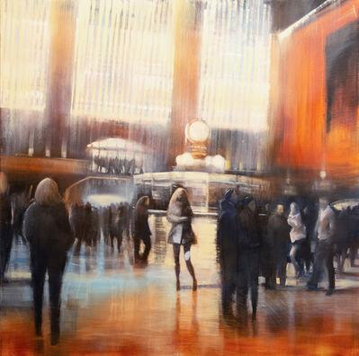 David Allen Dunlop, 'Grand Central', 2017