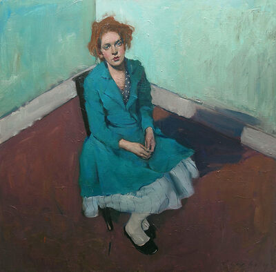 Malcolm T. Liepke, 'Her Own Corner', 2020