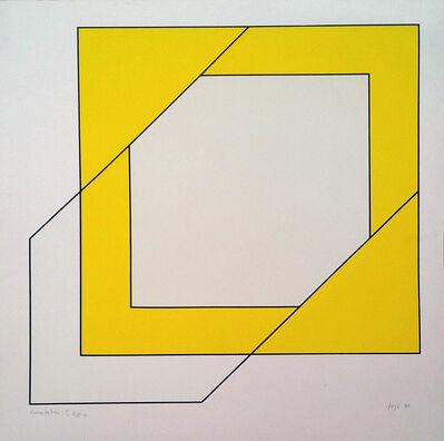 János Fajó, 'Slide I. ', 1987