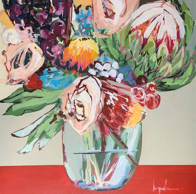 Angela Maritz, 'Cherries for you', 2019
