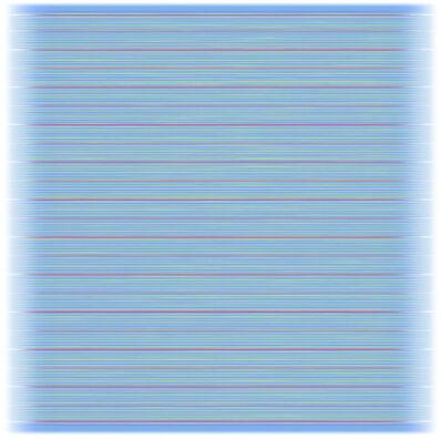 Tom Bolles, 'Light Blue', 2015