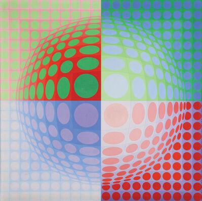 Victor Vasarely, 'Vega-Do', 1970