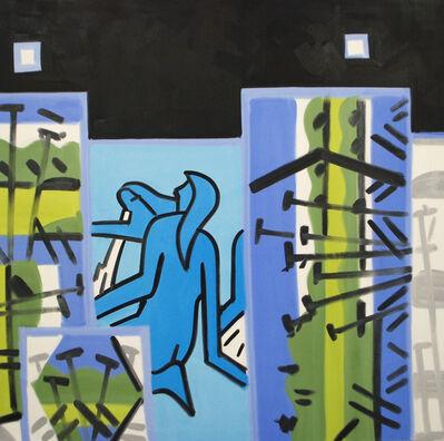 Gregory Botts, 'SB Lagoon, Night Studio #1', 2012