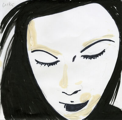 Alex Katz, 'Beauty 1', 2019