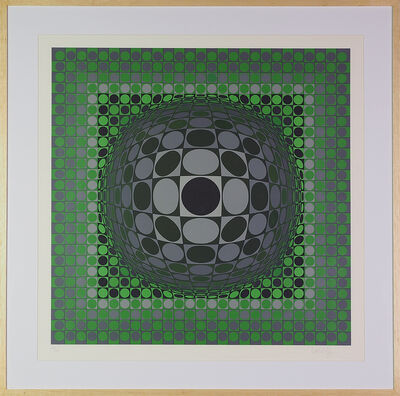 Victor Vasarely, 'Untitled', 1970-1990