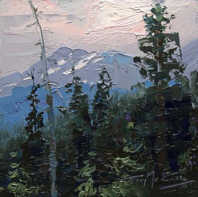 Trey McCarley, 'Independence Pass', 2018