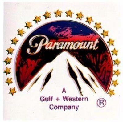 Andy Warhol, 'Paramount (II.352)', 1985