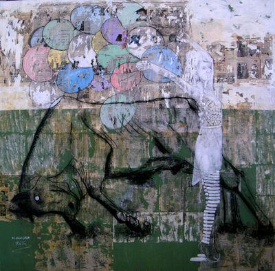 SHADI ABOUSADA, 'Untitled', 2015