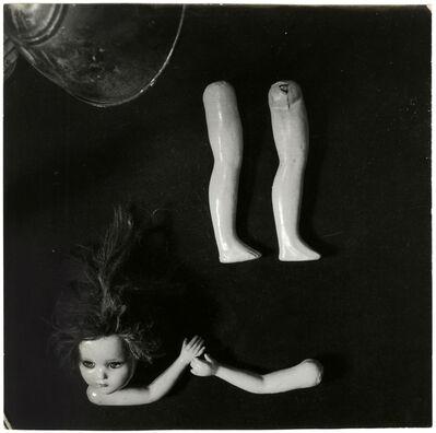 Kati Horna, 'Historia de una Muneca, Mexico City ', 1949