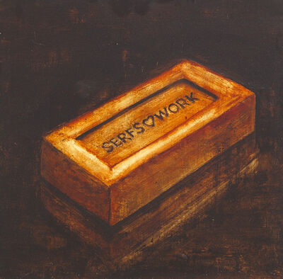 Nevan Lahart, 'Shittin' Bricks', 2015