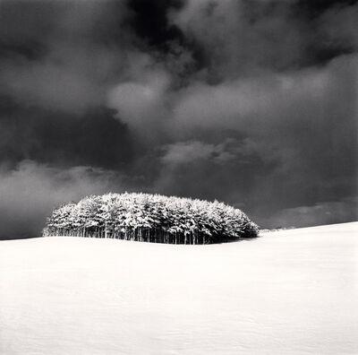 Michael Kenna, 'White Copse, Study 3, Wakkanai, Hokkaido, Japan', 2004