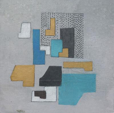 Enrique Tábara, 'Ocre y Verde Magico', 2019