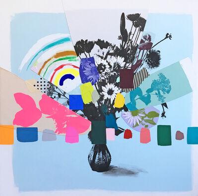 Emily Filler, 'Vintage Bouquet (rainbow)', 2019