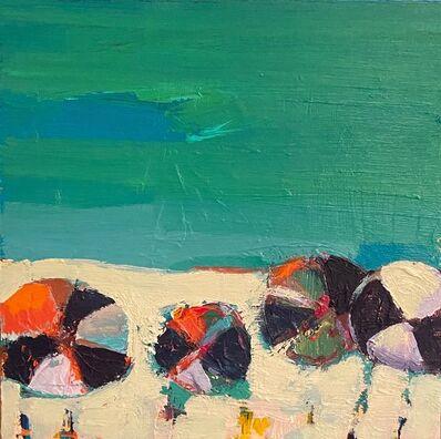 Daniela Schweitzer, 'Umbrellas', 2020