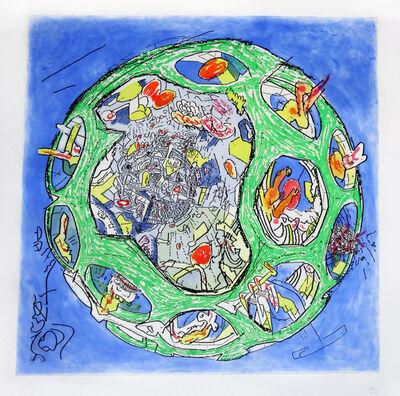 Roberto Matta, 'Nous Tous', 1994