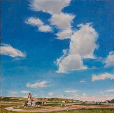 Don Stinson, 'Wyoming Home', 2017