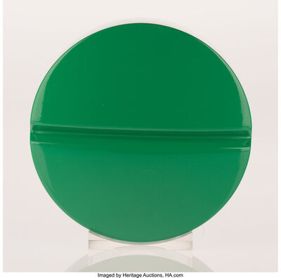 Claes Oldenburg, 'Emerald Pill', 1977