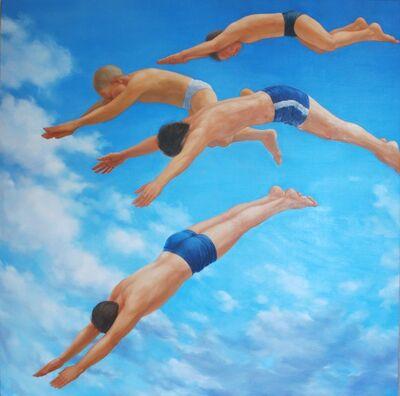 Hiromi Sengoku, 'The bird flies to god, the god name is Abraxas ', 2011