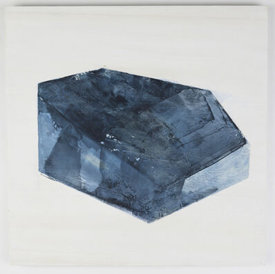 Blanca Guerrero, 'Volume in Blue, I', 2015