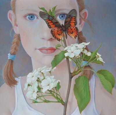 Jantina Peperkamp, 'Vlinder', 2017