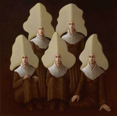 George Underwood, 'The Ensemble', 2019