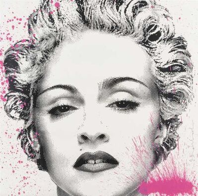 Mr. Brainwash, 'Happy B-Day Madonna', 2017
