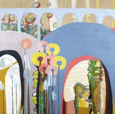 Elizabeth Stern, 'garden arches', 2019