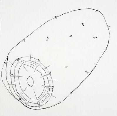 Marta Gutierrez, 'Market Drawing 126', 2011