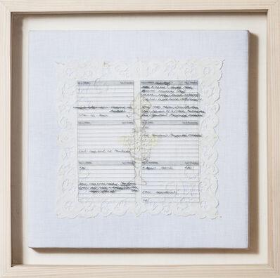 Paula Sengupta, 'The Kerchief Garden 12', 2016