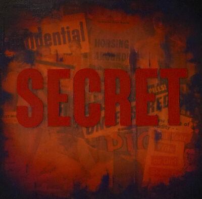 Jeremy Penn, 'Secret', 2016