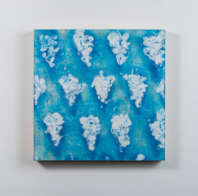 Julie Green, 'My New Blue Friend Number Ten', 2015