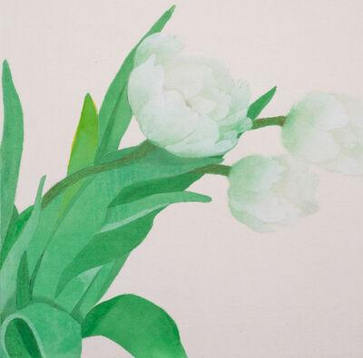 Mari Kuroda, ' Tulip WHITE', 2016