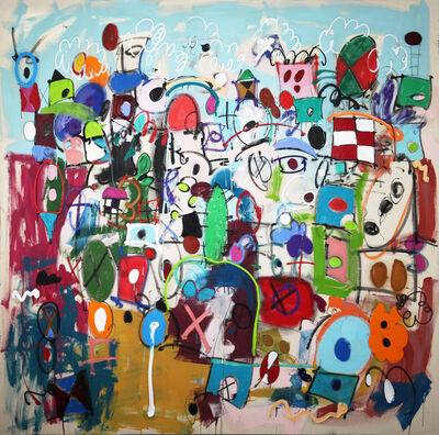Taher Jaoui, 'An Upcoming Blue Sky', 2020