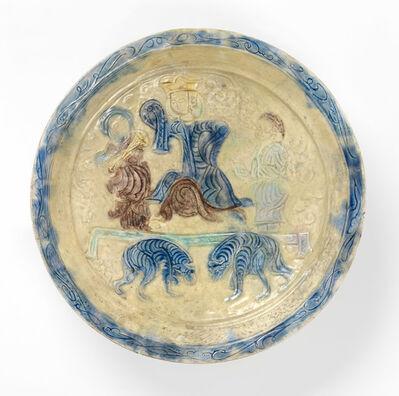 'Dish', 12th century