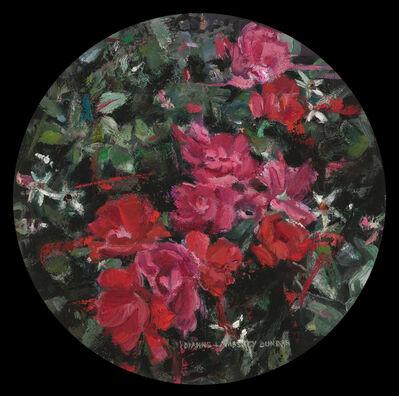 Dianne L. Massey Dunbar, 'Shrub Roses', 2019