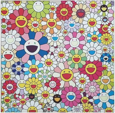 Takashi Murakami, 'Such Cute Flowers', 2010