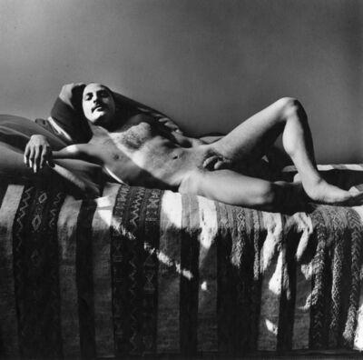 Peter Hujar, 'Nicolas Abdallah Moufarrege, Paris', 1980