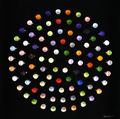 Peter Monaghan, 'Colour Rotations III', 2018