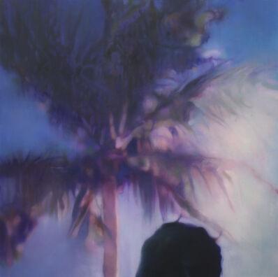 Johannes Kahrs, 'Untitled (dark palm)', 2014