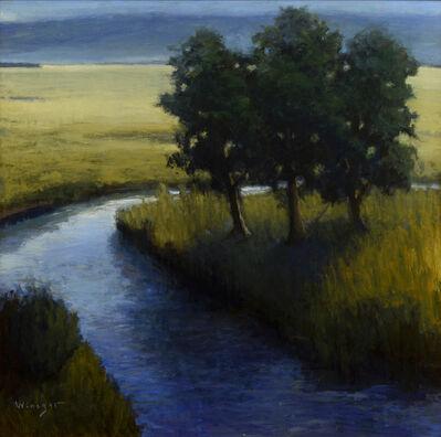 Seth Winegar, 'Three Trees', 2019
