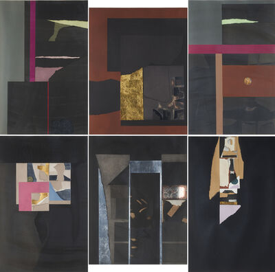 Louise Nevelson, 'Untitled from Aquatints Portfolio', 1973